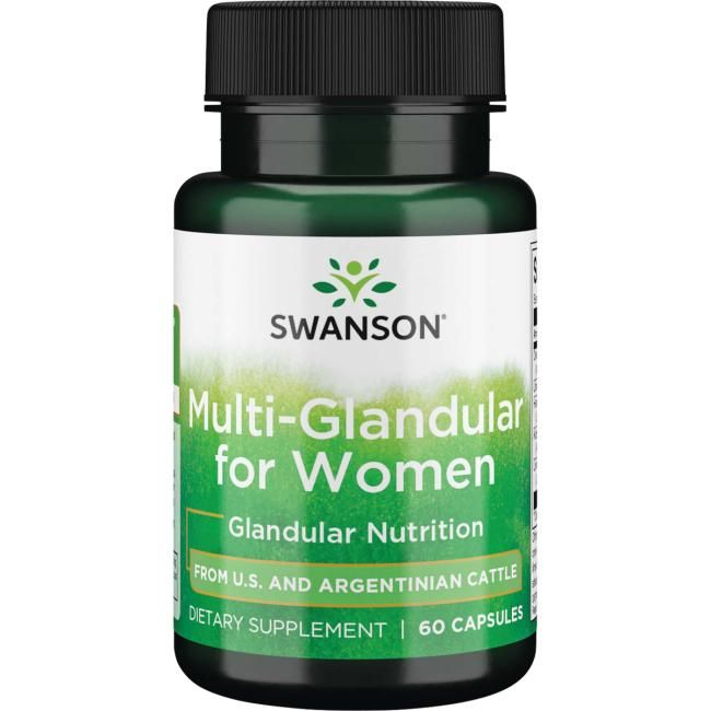 Raw Multi-Glandular For Women