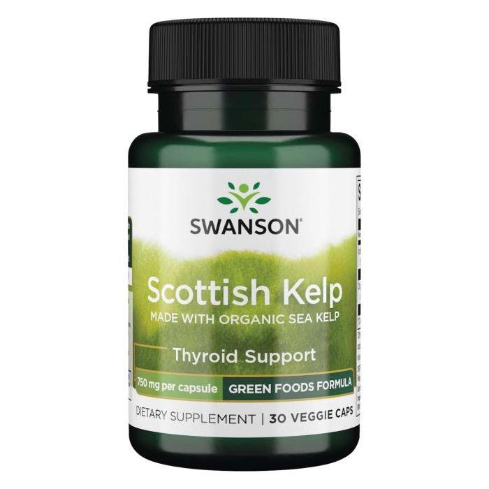 Certified Organic Scottish Kelp