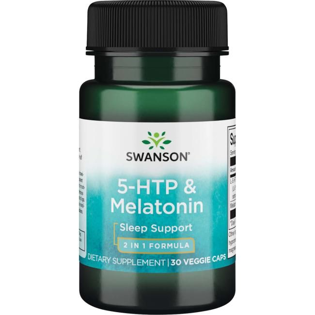 5-HTP & Melatonin