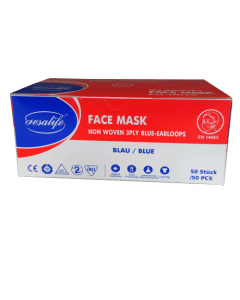 Gesalife facemask 3ply Type IIR